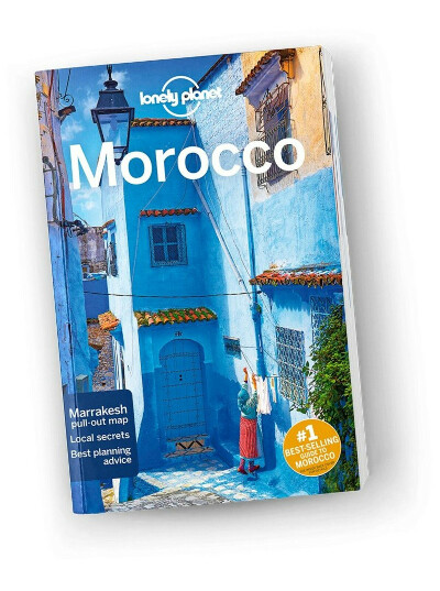 Lonely Planet Marocco + Marrakech guide Book+ eBook
