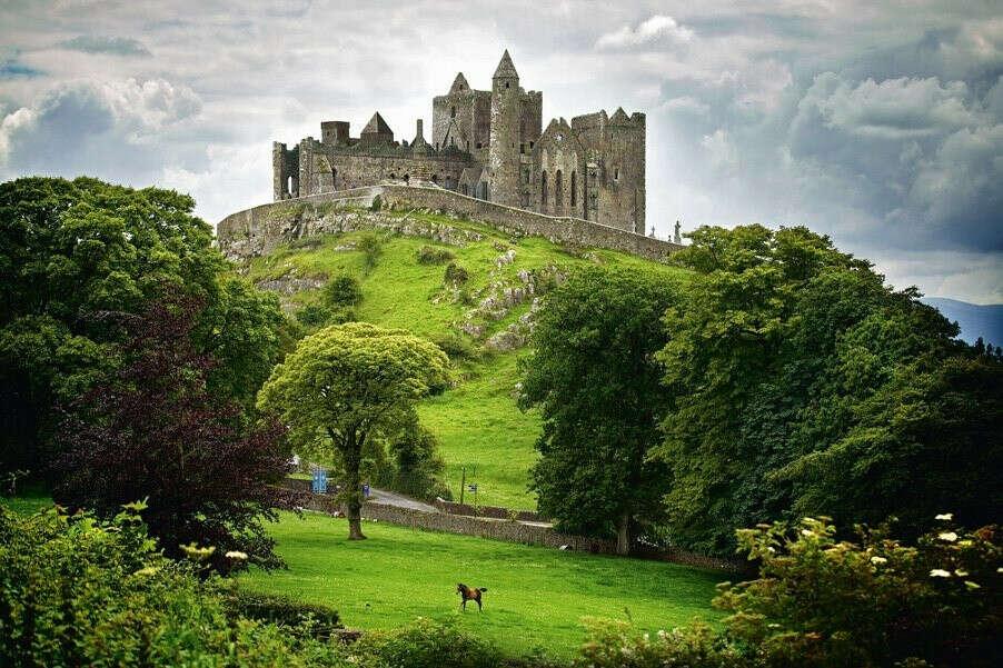Посетить Ирландию