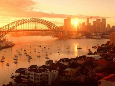 Уехать в Австралию