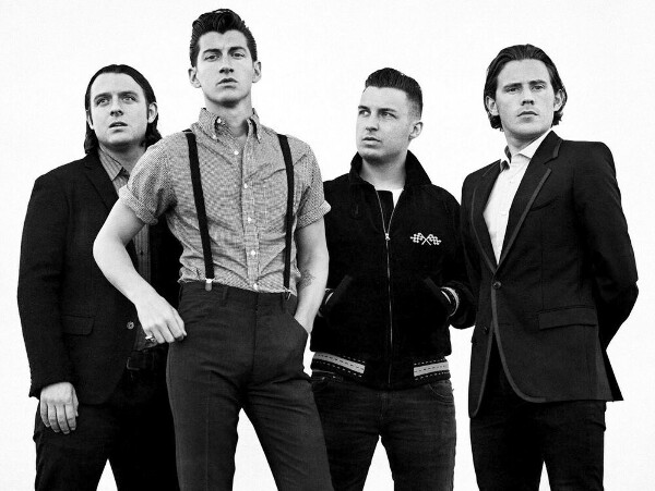 Arctic Monkeys concert