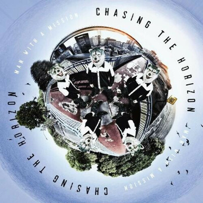Chasing the Horizon [Import Disc] MAN WITH A MISSION Vinyl (LP)