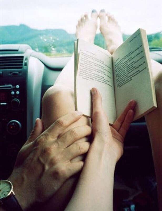 Путешествовать на машине с Ним)