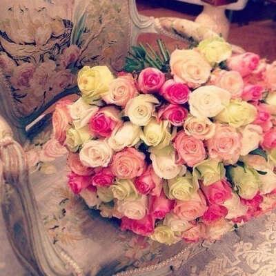 Хочу цветы!