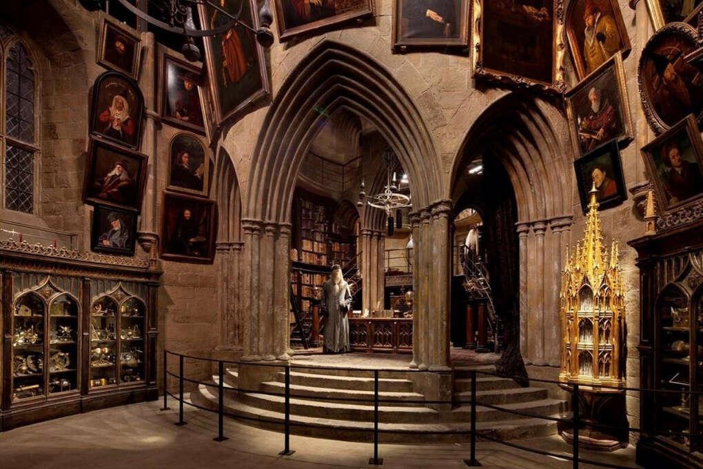 Побывать в лондонском музее Гарри Поттера