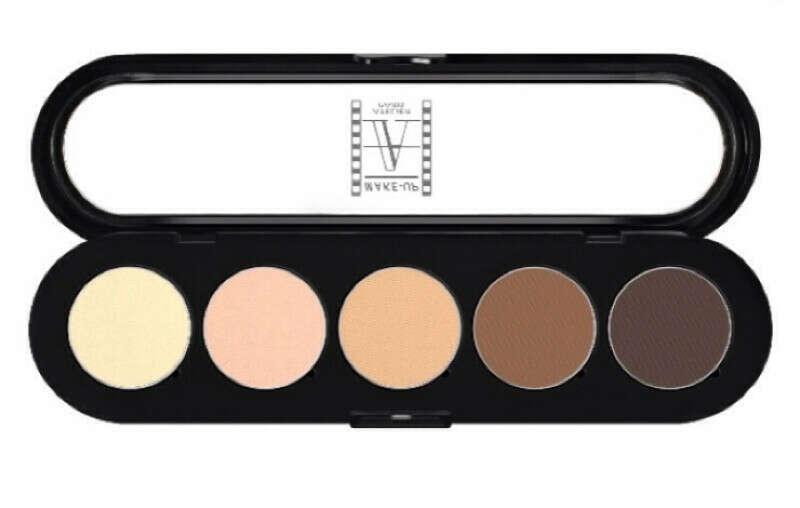 make-up atelier paris palette eyeshadows