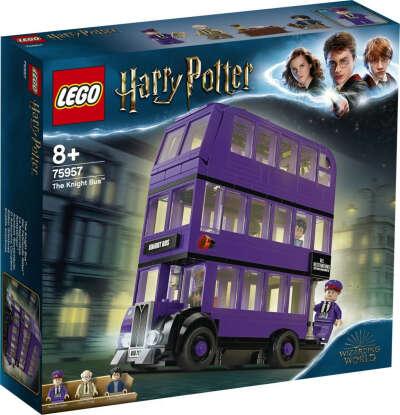 LEGO / Конструктор LEGO Harry Potter 75957 Автобус Ночной рыцарь