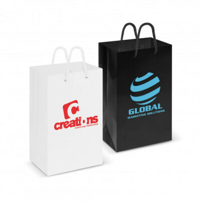 TC Laminated Carry Bag - Small