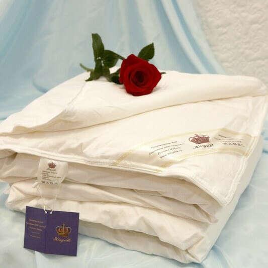 Одеяло Elisabette Элит летнее белое