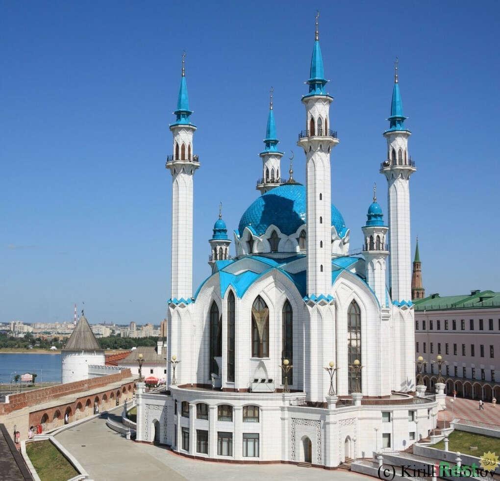 Побывать в Казани
