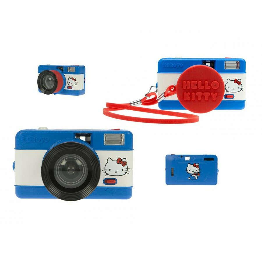 Fisheye Lomo Camera Hello Kitty