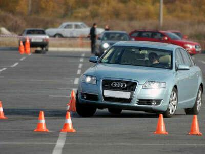 Оплаченные курсы по вождению легкового автомобиля