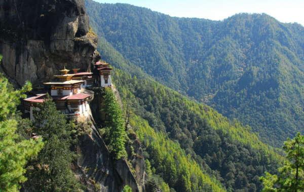 Поехать в Бутан