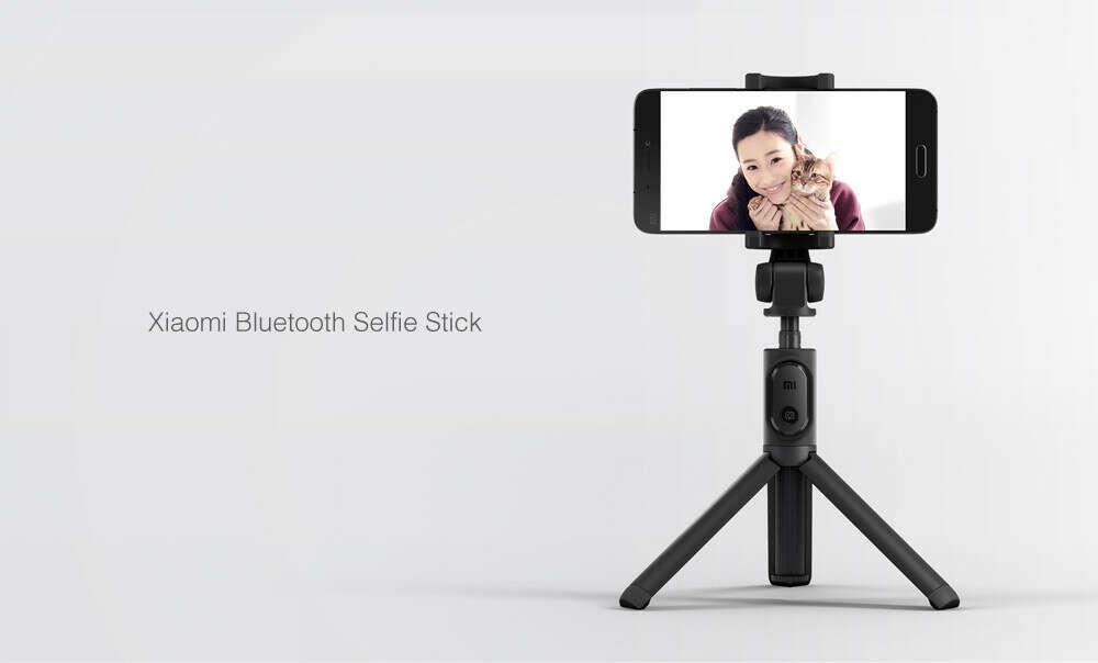 Selfie tripod