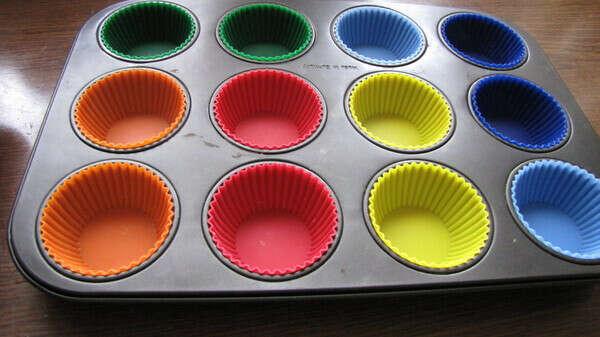 Форма для кексов