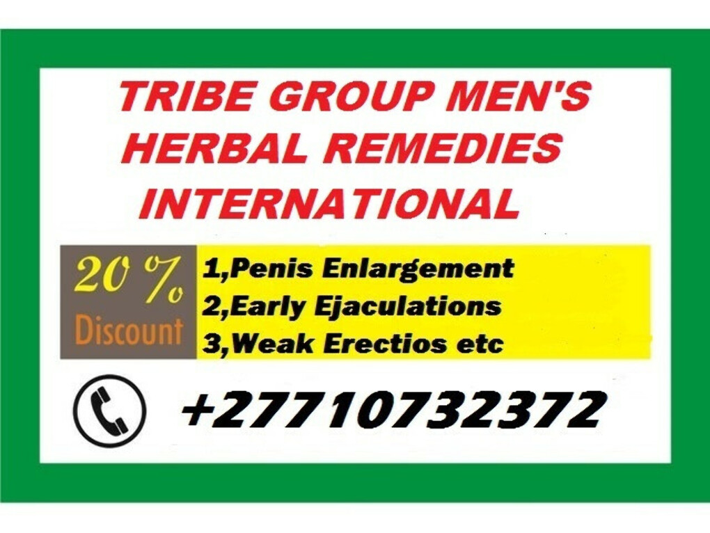 Tribe Group International Distributors Of Herbal Sexual Products In Duisburg Call +27710732372 German