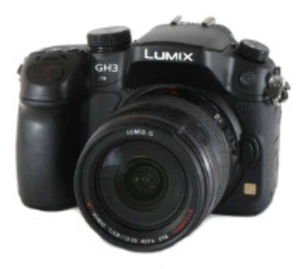 Panasonic Lumix DMC-GH3 Kit