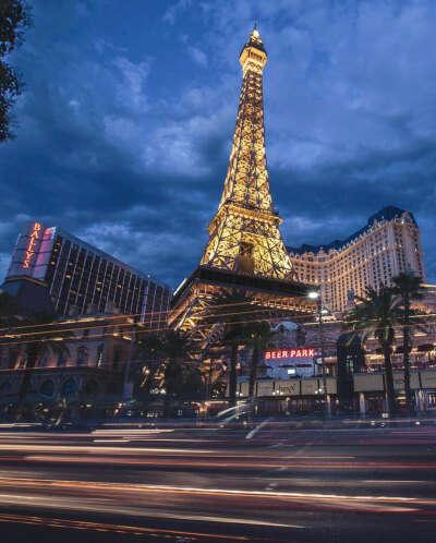 Поездка в Las Vegas