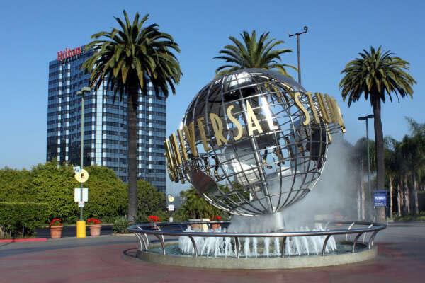 Посетить Парк Студии Юниверсал (Universal studios)
