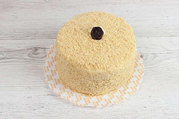 Торт наполеон или красный бархат из Патрик и Мари