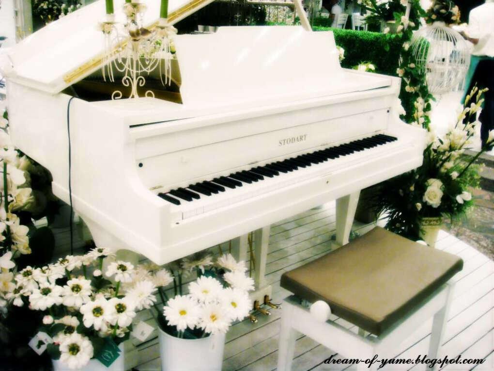 Хочу белый немецкий рояль