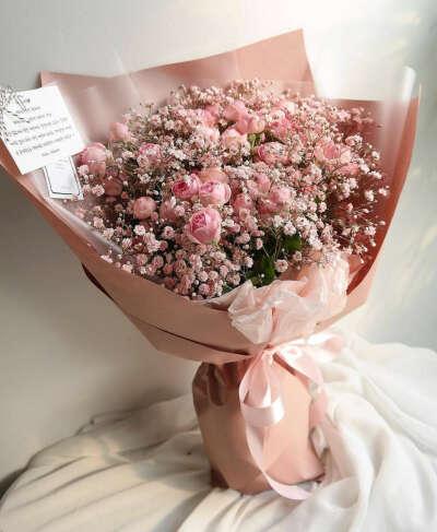 Получить шикарный букет роз