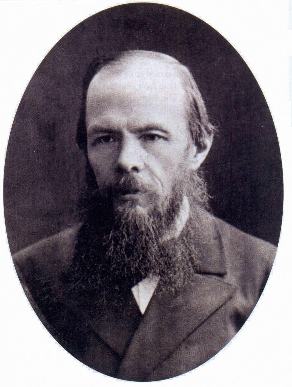 Все книги Достоевского.