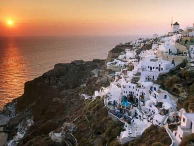 В Грецию