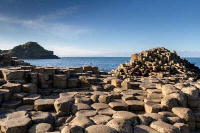 Giant's Causeway, Ирландия