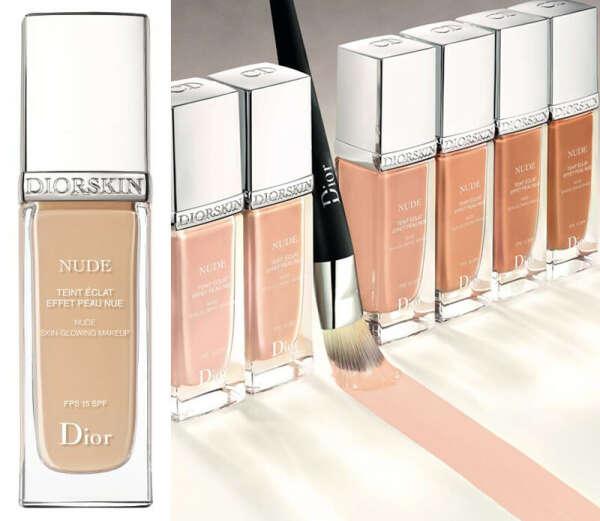 Dior Nude: Diorskin Skin-Glowing Make-Up