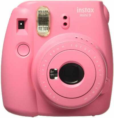 "Фотоаппарат ""Instax Mini 9 Flamingo Pink"""