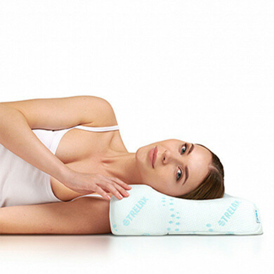 Ортопедическая подушка с эффектом памяти для лежания, спасибо!