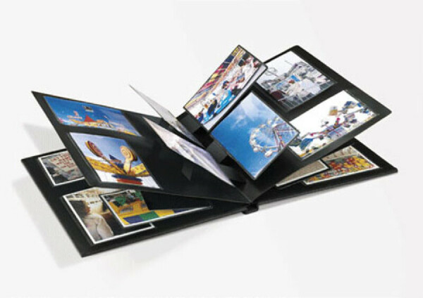 Сделать несколько фотоальбомов/фотокниг