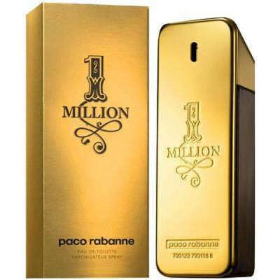 духи 1 million paco rabanne мужские