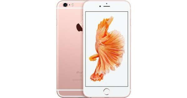 iPhone 6s Plus 16 ГБ, «розовое золото»