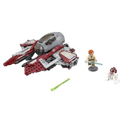 Lego 75135 Star Wars Перехватчик джедаев Оби-Вана Кеноби