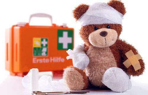 Пройти курсы первой медицинской помощи
