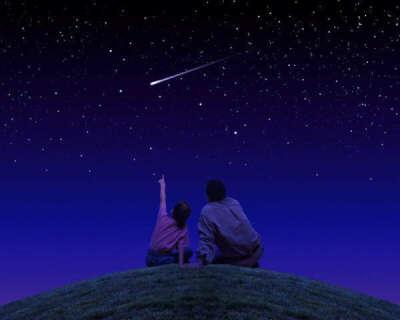 Побыть под открытым звездным небом