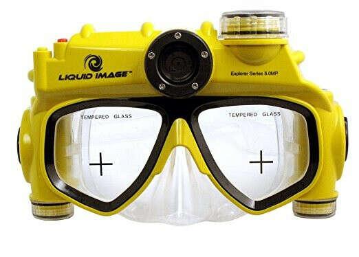 Liquid Image Explorer Series 8.0MP Underwater Video: Amazon.co.uk: Camera & Photo