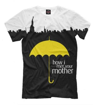 футболка How I Met Your Mother