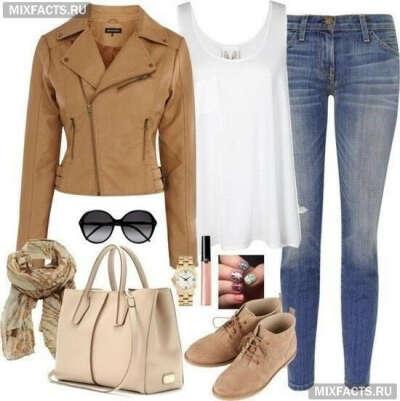 Косуха и джинсы