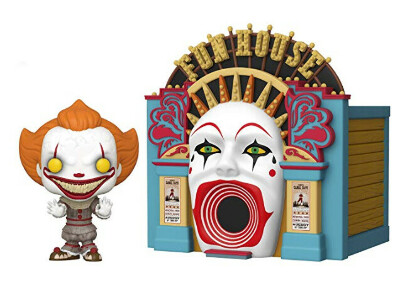 Funko Pop! Town: It 2 Demonic Pennywise with Funhouse