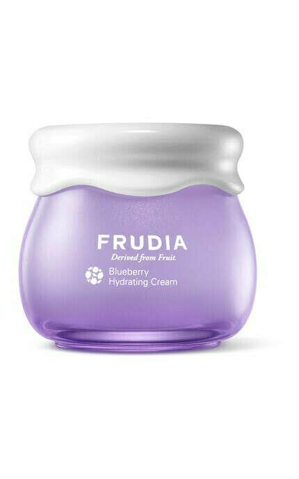 крем для лица FRUDIA увлажняющий с черникой