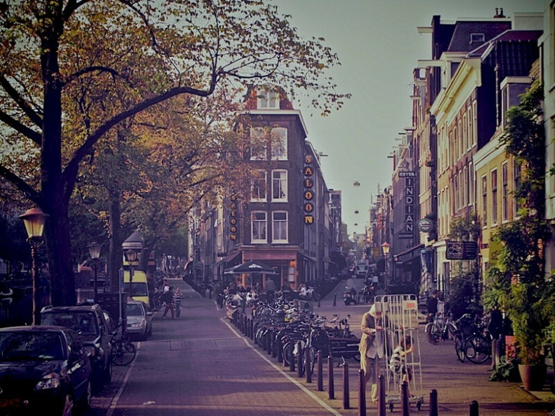 Нидерланды.Амстердам