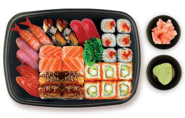 сделать суши