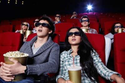 Сходить в кино с любимым