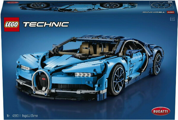 LEGO Technic 42083 Bugatti Chiron Конструктор