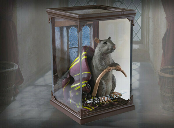 Фигурка Harry Potter: Scabbers Magical Creatures