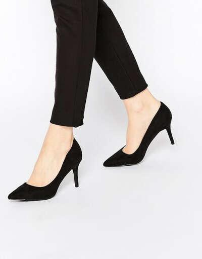 Туфли-лодочки на каблуке New Look at asos.com