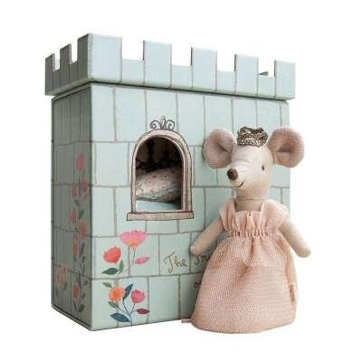 Мышка Принцесса на горошине