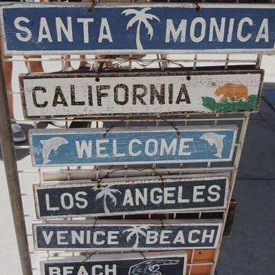 Уехать жить в Лос-Анджелес